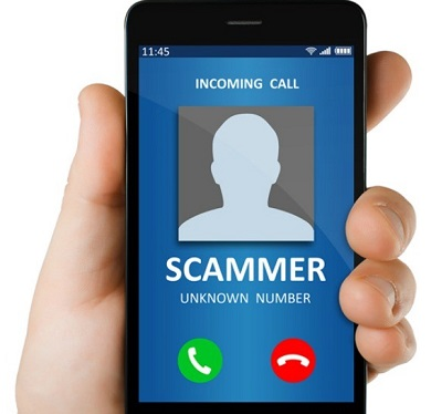 How to Report a Phone Scam / Romancecompassscan com
